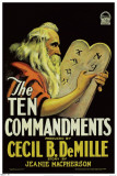 Ten Commandments Posters