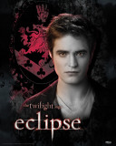 Twilight - Eclipse (Edward Crest) Poster