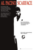 Scarface - One-Sheet Plakater