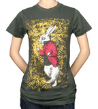 Juniors: Alice in Wonderland - Late T-shirts