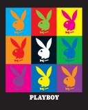 Playboy - Pop Art - Poster