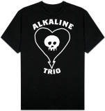 Alkaline Trio - Biker T-Shirt