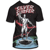 Silver Surfer - Same T-Shirt