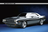 1970 Challenger Prints