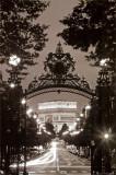 Arco di Trionfo, Parigi, Francia Stampa