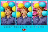 I Love Lucy - Balloons Psters