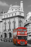 London - Red Bus Posters