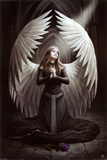 Anne Stokes - Prayer for the Fallen Prints