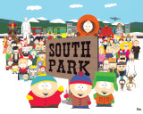 South Park - Opening Sequence Kunstdruck