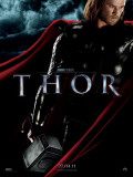 Thor - French Style Movie Poster Print