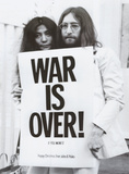 John Lennon - War Is Over Prints
