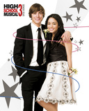 High School Musical 3 - Troy and Gabriella Prints