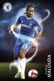 Chelsea - Malouda 10/11 Prints