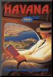 Havana Mounted Print by Kerne Erickson