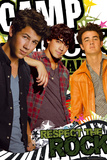 Camp Rock 2 - Respect Print