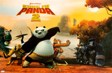 Kung Fu Panda 2 - Group Prints
