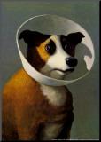Filmhound Umocowany wydruk autor Michael Sowa
