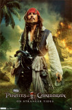 Pirates of the Caribbean - On Stranger Tides - Jack Pôsters