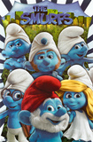 The Smurfs Movie - Group Prints