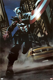 Captain America - Comic Poster