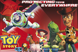 Toy Story - Protect Posters