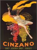 Asti Cinzano, c.1920 Umocowany wydruk autor Leonetto Cappiello