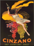 Asti Cinzano, c.1920 Mounted Print by Leonetto Cappiello
