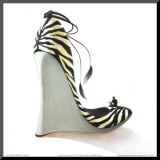 Highheels, Coolness Mounted Print by Inna Panasenko
