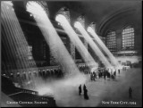Grand Central Station, Cidade de Nova York Impressão montada