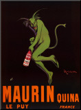 Maurin Quina, c.1906 Mounted Print by Leonetto Cappiello