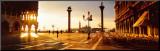 Piazza San Marco, Venedig, Italien Opspændt tryk af Mark Segal
