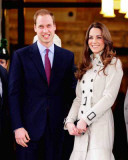 Royal Engagement - Prince William & Kate Middleton Photo