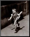 Willy Ronis - Petit Parisien - Arkalıklı Baskı