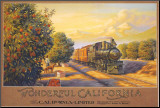 Wonderful Califonia Mounted Print by Kerne Erickson