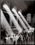 Grand Central Station, c.1930 Mounted Print