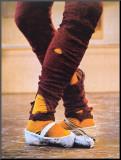 Jambières de danseuse Affiche montée par Harvey Edwards