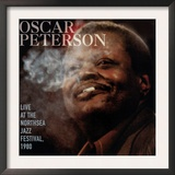 Oscar Peterson, Live at the Northsea Jazz Festival, 1980 Art