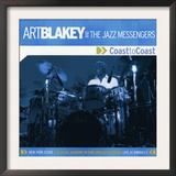 Art Blakey, Coast to Coast Posters