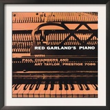 Red Garland - Red Garland's Piano Poster