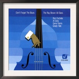 Ray Brown All Stars, Don't Forget The Blues Art