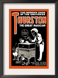 Mix Up Nature: Thurston the Great Magician the Wonder Show of the Universe Prints