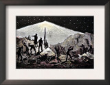 Night Excavations Prints by John Howard Appleton