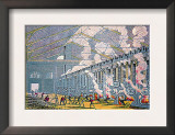 View in Gas Works Prints by John Howard Appleton
