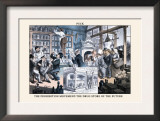 Puck Magazine: The Prohibition Movement Prints by F. Graetz