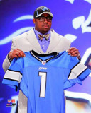 Nick Fairley 2011 NFL Draft 13 Pick Photo