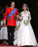 Royal Wedding - Prince William and Kate Middleton - The Royal Couple Photo