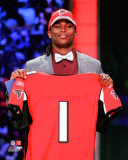 Julio Jones 2011 NFL Draft 6 Pick Photo
