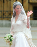 Royal Wedding - Kate Middleton Photo