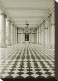 The Grand Trianon Stretched Canvas Print by Christian Peacock
