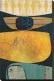 Bolero Sträckt Canvastryck av Rex Ray